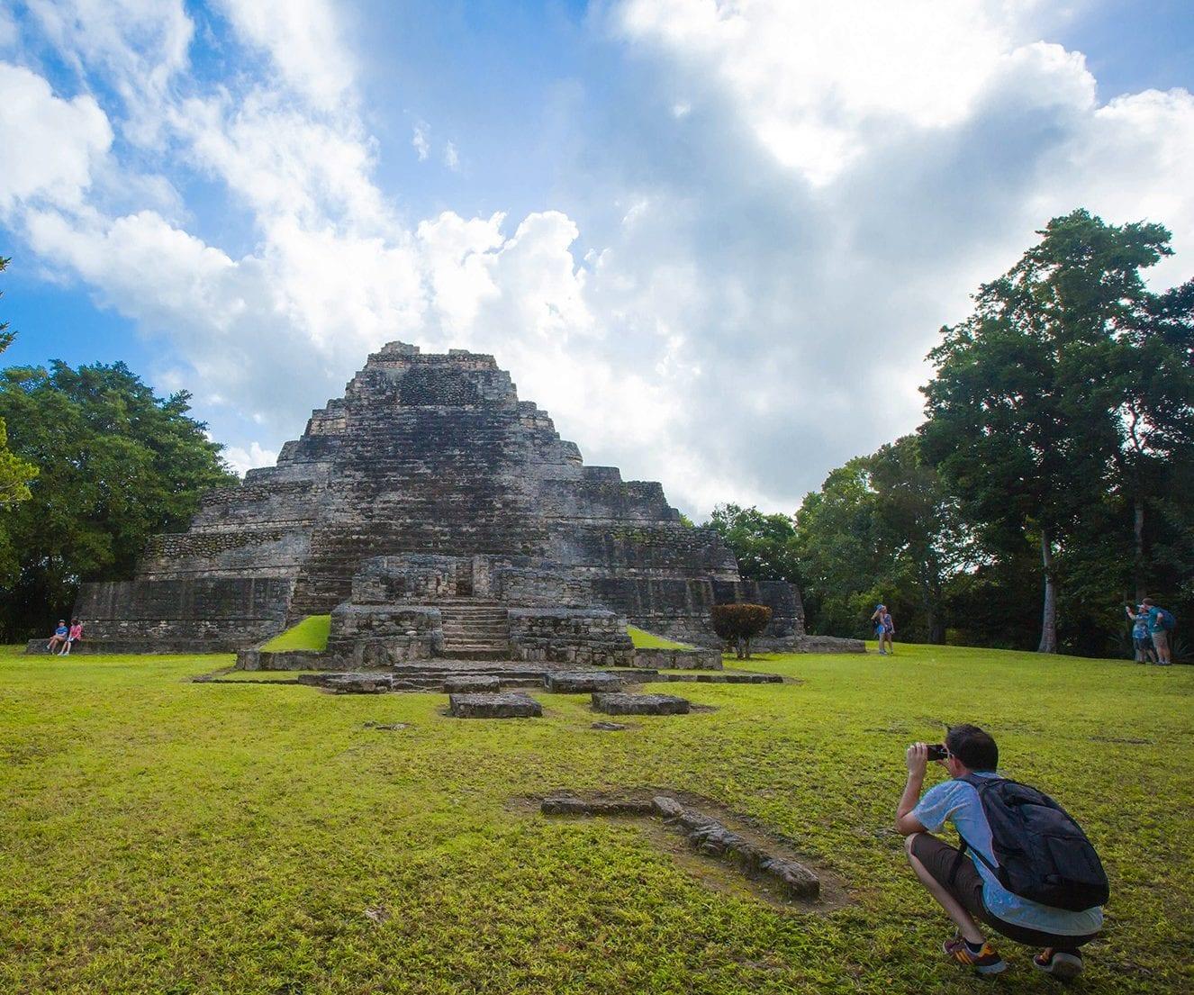The Mayan Equinox